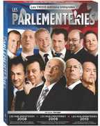 Les Parlementeries 2008-2009-2010 [Import]
