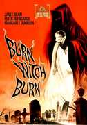Burn, Witch, Burn! , Janet Blair
