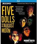 Five Dolls for an August Moon , Ira VonFurstenberg