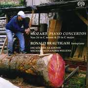Piano Concertos , Ronald Brautigam
