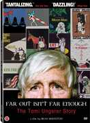 Far Out Isn't Far Enough: The Tomi Ungerer Story , Jules Feiffer