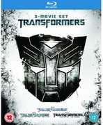 Transformers 1-3 [Import]
