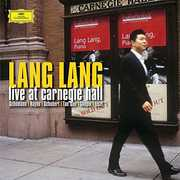 Live at Carnegie Hall , Lang Lang