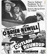 Outlaw Roundup , Christine McIntyre