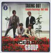 Taking Out Time: Complete Recordings 1967-1969 [Import] , Spencer Davis
