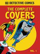 DC Comics: Detective Comics: The Complete Covers Vol. 1
