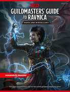 D&D Guildmasters' Guide to Ravnica Map Pack: Maps and Miscellany (Dungeons & Dragons, D&D)