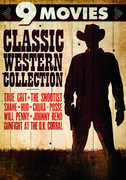 Classic Western Collection: 9 Movies , Glen Campbell