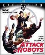 Attack of the Robots (aka Cartes Sur Table) , Eddie Constantine
