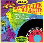 Roulette Records: Doo Wop Rhythm and Blues, Vol.1
