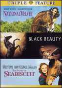 National Velvet /  Black Beauty /  The Story of Seabiscuit , Elizabeth Taylor