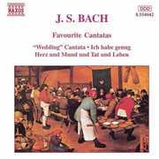 Favourite Cantatas , J.S. Bach