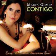 Contigo-Songs with Latin American Soul