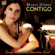 Contigo-Songs with Latin American Soul