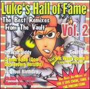 Luke's Hall Of Fame, Vol. 2 , Various Artists