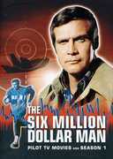 The Six Million Dollar Man: Pilot TV Movies and Season 1 , Lee Majors