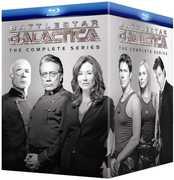 Battlestar Galactica: The Complete Series , Amanda Plummer