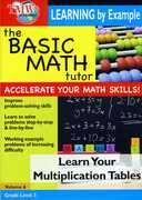 Basic Math Tutor: Learn Your Multiplication Tables , Jason Gibson