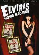 Elvira's Movie Macabre: The Satanic Rites of Dracula /  The Werewolf of Washington , Christopher Lee