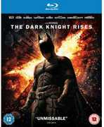 Batman: Dark Knight Rises (With Ultraviolet) (Blu-R [Import] , Christian Bale