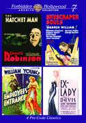 Forbidden Hollywood Collection: Volume 07 , Edward G. Robinson