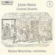 Keyboard Music #3: London Sonatas , Ronald Brautigam