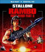 Rambo: First Blood Part II , Sylvester Stallone