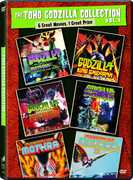 The Toho Godzilla Collection: Volume 1