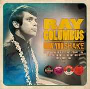Now You Shake: Definitive Beat-R-N-B-Pop Psych [Import] , Ray Columbus