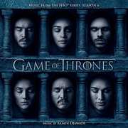Game of Thrones: Season 6 (Music From the HBO Series) [Import] , Ramin Djawadi