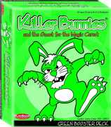 Killer Bunnies: Quest for theMagic Carrot - GreenBooster Deck
