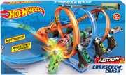 Mattel - Hot Wheels - Corkscrew Crash