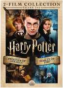 Harry Potter and the Prisioner of Azkaban /  Harry Potter and the Goblet of Fire , Daniel Radcliffe