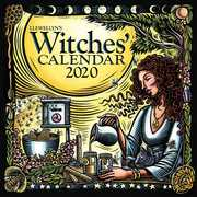 Llewellyn's 2020 Witches Calendar