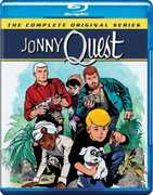 Jonny Quest: The Complete Original Series , Tim Matheson