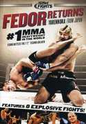 HDnet Fights: Fedor Returns , Fedor Emelianenko