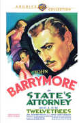 State's Attorney , John Barrymore