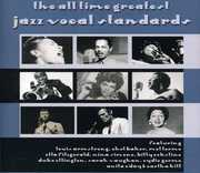 All Time Greatest Jazz Vocal Standards , Various Artists