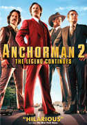 Anchorman 2: The Legend Continues , Will Ferrell