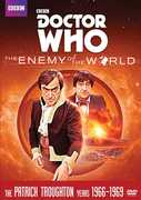 Dr. Who: The Enemy Of The World , Patrick Troughton