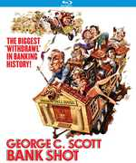 Bank Shot , George C. Scott