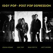 Post Pop Depression [Explicit Content] , Iggy Pop