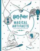 Harry Potter Magical Artifacts Coloring Book (Harry Potter)