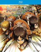 Attack on Titan: Complete Season One , Bryce Papenbrook
