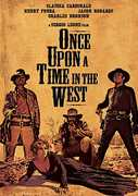 Once Upon a Time in the West , Claudia Cardinale