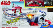 Mattel - Hot Wheels - Star Wars Ep 8 Carships Trackset Assortment (SWE8)