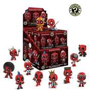 FUNKO MYSTERY MINI: Deadpool Playtime (One Figure Per Purchase)