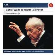 Gunter Wand Conducts Beethoven 1-9 , Beethoven