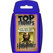 Harry Potter & Prisoner Of Azkaban Top Trumps