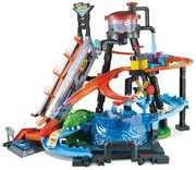 Mattel - Hot Wheels - Ultimate Gator Car Wash